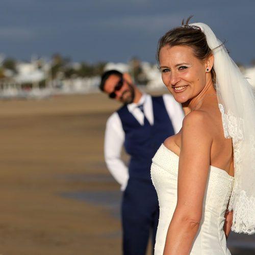 Reportage fotografico boda